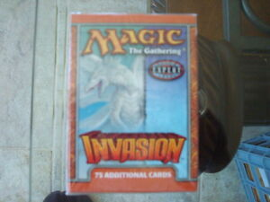 MTG Magic the Gathering Invasion SEALED Tournament Pack ... Planeswalker Starter Decks