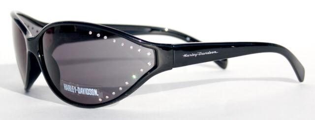 b3084c173ac HARLEY DAVIDSON LADIES WRAP SUNGLASSES WITH RHINESTONES   NIP   BLING  GLASSES