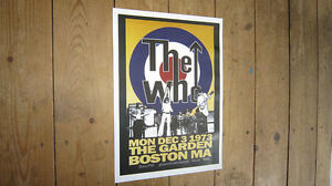 The-Who-Boston-Garden-Repro-Tour-POSTER