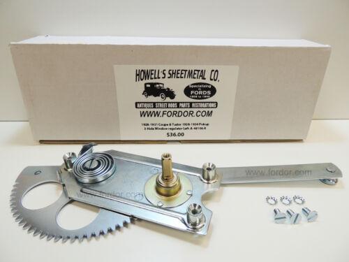 1928 1929 1930 1931 1932 1933 1934 Ford Window Regulator Left Pickup Truck