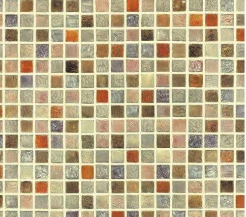 Ceramic tile over vinyl