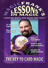 Magic Frank's Lesson's In Magic Vol.2 (DVD, 2008)