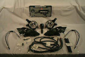 2013 Oem Chevrolet Spark Complete Fog Lamp Light Kit By Gm