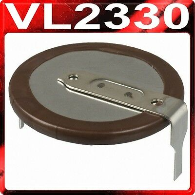VL2330 Rechargeable Lithium Cell Battery LANDROVER DISCOVERY RANGEROVER KEYS