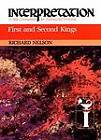First and Second Kings by Richard D. Nelson (Hardback, 1987)