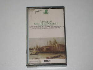MC-VIVALDI-SECHS-KONZERTE-RAMPAL-SCIMONE-Erato-30510