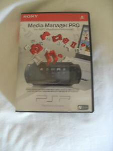 Sony Media Manager Pro  For PSP Playstation Portable - <span itemprop=availableAtOrFrom>Edinburgh, Edinburgh (City of), United Kingdom</span> - Sony Media Manager Pro  For PSP Playstation Portable - Edinburgh, Edinburgh (City of), United Kingdom