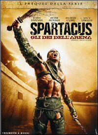 Spartacus. Gli dei dell'arena (2011) 3DVD
