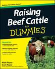Raising Beef Cattle For Dummies by Consumer Dummies, Scott Royer, Nikki Royer (Paperback, 2012)