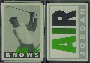 Oddball-Card-Air-Knows-Golf-II-NNO-MICHAEL-JORDAN