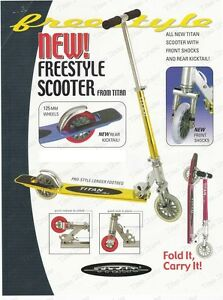KICK-SCOOTER-for-Adult-Kid-350-lb-Ride-Limit-200-lb-Freestyle-FREE-GIFT-NEW