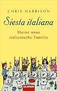 Siesta italiana von Chris Harrison (2008, Taschenbuch)