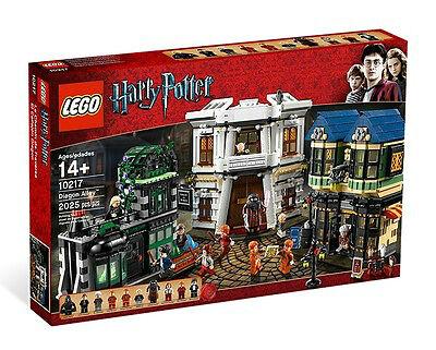 Lego Harry Potter Winkelgasse (10217) versiegelt Neu OVP MISB