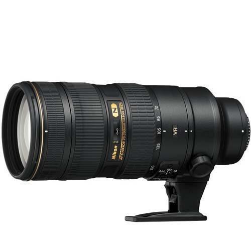 NEW NIKON AF-S 70-200mm f/2.8 VR II LENS D5200 D7100 D600 D800