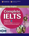 Complete IELTS Bands 5-6.5 Student's Book without Answers with CD-ROM by Vanessa Jakeman, Guy Brook-Hart (Mixed media product, 2012)