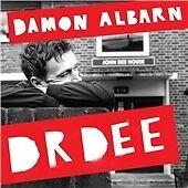 DAMON ALBARN (BLUR), DR. DEE, 18 TRACK CD ALBUM FROM 2012, (MINT)