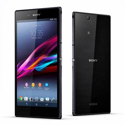 NEW SONY XPERIA Z ULTRA 4G C6833 BLACK UNLOCKED MOBILE PHONE BRAND NEW LTE!