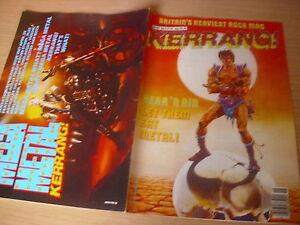 KERRANG-Great-Classic-Rock-Heavy-Metal-magazine-118