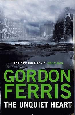 """AS NEW"" The Unquiet Heart (Danny McRae Series), Ferris, Gordon, Book"