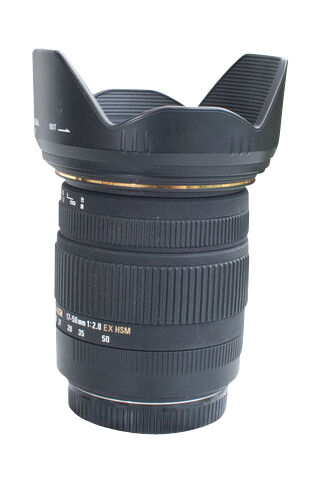 Sigma EX HSM OS DC 17 50 Mm Lentille F/2.8 Pour Canon Neuf UK Stock