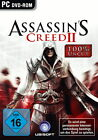 Assassin's Creed II (PC, 2010, DVD-Box)