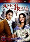Amor Real, Vol. 1 (DVD, 2013, 4-Disc Set)