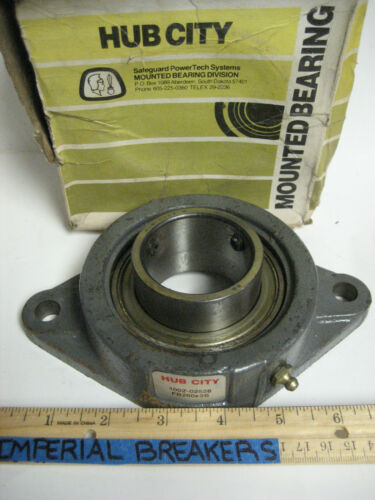 NEW HUB CITY MOUNTED BEARING FB260X2S YE611