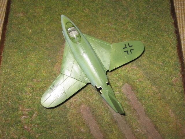 Me 263 Schwenkflügel Variante 1 - starke Pfeilung 1/72 Bird Models Resin kit