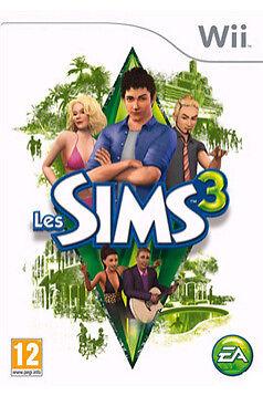 LES SIMS 3 pour Nintendo Wii