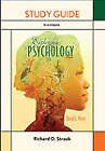 Study Guide for Exploring Psychology by Richard O. Straub (Paperback, 2012)