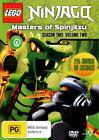 LEGO Ninjago - Masters of Spinjitzu : Series 2 : Vol 2 (DVD, 2012)