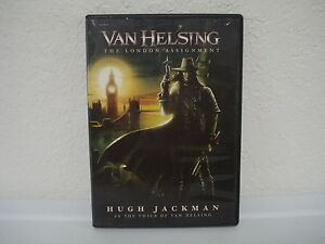 van helsing the london assignment The famous monster hunter travels to london to deal with vicious dr jekyll.