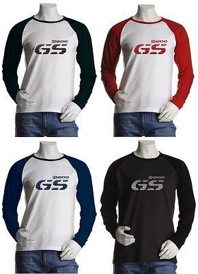 T-Shirt Langarmshirt Longsleeve  R1200GS R 1200 GS f. BMW Motorrad Fans