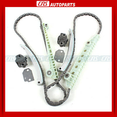 00-11 Ford Lincoln Mercury 4.6L Timing Chain Kit without Sprocket WINSOR Guides