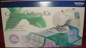 Creative-Quilting-Kit-Brother-Innovis-55-50-35-30-20-15-10-10a-Sewing-Machine