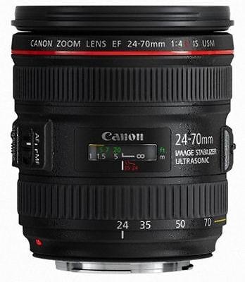 Canon EF 24-70 mm F/4.0 IS USM L Objektiv