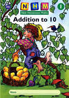 New Heinemann Maths Year 1, Addition to 10 Activity Book by Pearson Education Limited (Multiple copy pack, 1999)