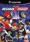 MegaMan X Command Mission (Nintendo GameCube, 2004, DVD-Box)