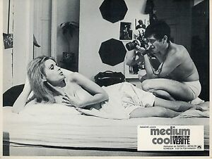 ROBERT FORSTER VERNA BLOOM MEDIUM COOL 1969 VINTAGE PHOTO ...