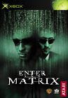 Enter The Matrix (Microsoft Xbox, 2003, DVD-Box)