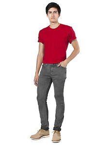 American-Apparel-RSASD400MW-Mineral-Wash-Stretch-Bull-Denim-Slim-Slack