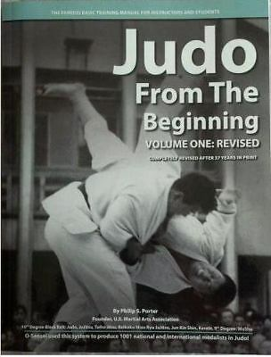 Judo from the Beginning, Volume One: Revised