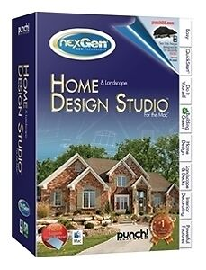 Punch Home And Landscape Design Studio For Mac For Sale Online Ebay