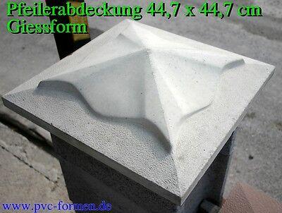 Couverture de Pillar 370 - Coffrage forme 44,7 x 44,7 cm