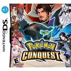 Pokemon Conquest (Nintendo DS, 2012)