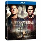 Supernatural - The Complete Fourth Season (Blu-ray Disc, 2009, 4-Disc Set)