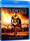 Immortals (Blu-ray/DVD, 2012, 2-Disc Set, Canadian)