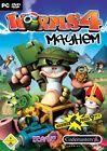 Worms 4 - Mayhem (PC, 2006, DVD-Box)