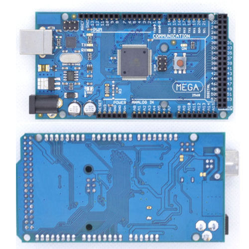 1pcs ATmega2560-16AU Board with USB Cable For ARDUINO's IDE MEGA 2560 New