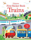 First Sticker Book Trains by Sam Taplin (Paperback, 2013)